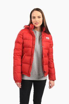 Penfield.com | Wmns Millis Red Jacket
