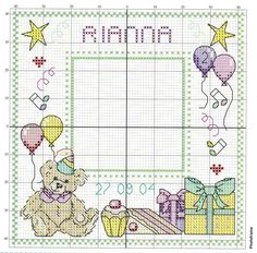Gallery.ru / Фото #6 - The world of cross stitching 089 октябрь 2004 - WhiteAngel (750x740)