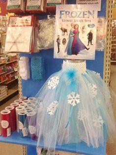"Marla !!!   DIY Disney Movie ""Frozen"" Tutu -"