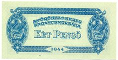 Hungarian banknotes Old Money, 1, Notes, Banknote, Personalized Items, History, Cards, Barbie, Coins