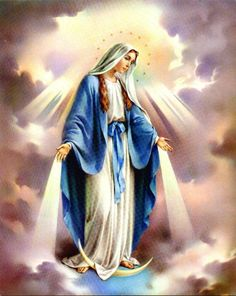 Our Blessed Mother, Queen of Heaven and Earth, pray for America.
