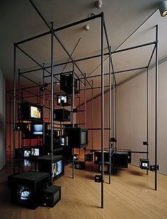 Collection Online | Vito Acconci. TELE-FURNI-SYSTEM. 1997 - Guggenheim Museum