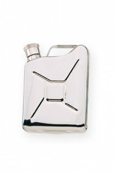 gasoline can flask