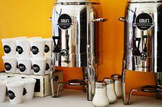 dispensers y vasos termicos