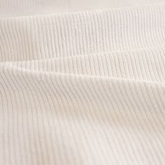 Stretch Cotton Corduroy - Alabaster | Blackbird Fabrics Woven Fabric, Corduroy, Stretches, Blackbird, Fabrics, Eggshell, Bastille, Cotton, Wales