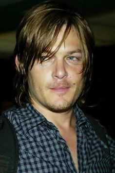 Norman Reedus. If I could marry this picture I would.