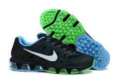 new arrival 895c9 42cc6 Bring the fresh fashion to your life with Nike Air Max Black Womens Tailwind  7 Green Blue White Special online for sale