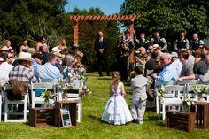 The Awwwwsomeness #Kids #Wedding #KidFriendlyWedding #ELD #Fun #Family #Love #Bride #Groom