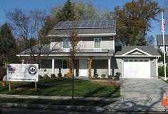 LEED Platinum residential - 79% more efficient than building code required ....