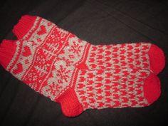 Joulusukat Socks, Sock, Stockings, Ankle Socks, Hosiery