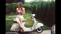 Do everything with my vespa