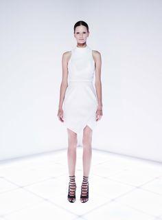 Parity Bit Dress by CAMILLA AND MARC http://www.camillaandmarc.com/eboutique/dresses.html