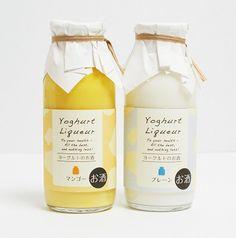 Yogurt Liqueur