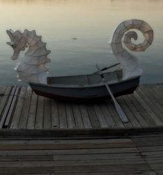 Seahorse Boat