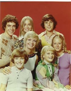 The Brady Bunch, watched it EVERY Friday night with Partridge Family and then Love American Style!