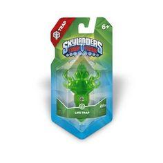Skylanders Trap Team Life Element Trap Pack