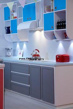 In-Frame Retro - The Retro Kitchen Company