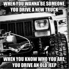 jeep grand cherokee for sale, or used jeeps for sale, Press VISIT link above for more options Jeep Wrangler Yj, Jeep Tj, Jeep Truck, Jeep Wrangler Unlimited, Jeep Humor, Jeep Funny, Jeep Quotes, Truck Quotes, Jeep Gear