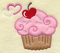 Machine Embroidery Designs at Embroidery Library! - Valentines Day (Applique)