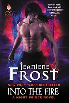 Jeaniene Frost's Night Prince Series is one hot read! Have you met Vlad Tepesh yet? If you haven't then you should get on that right now! And if you have already had the pleasure then let us know your thoughts on this series! #vampirebooks #vampires #nightprinceseries Charlaine Harris Books, Saga, Jeaniene Frost, Prince, Fire Book, Into The Fire, Paranormal Romance, Romance Books, Book Covers