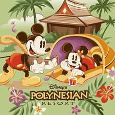 Polynesian Resort.. can't wait to go here once the movie about the Polynesian princess debuts!