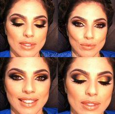 AlCantara makeup