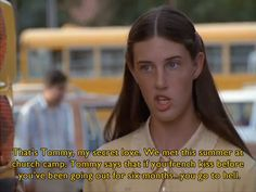 Freaks and Geeks.they need to bring this back! Tv Show Quotes, Movie Quotes, Movies Showing, Movies And Tv Shows, Freeks And Geeks, Movie Lines, Good Movies, Favorite Tv Shows, I Laughed