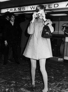 Mod style ... London ... 60's TWA #TZRbday