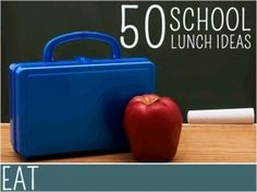 50 Lunch Box Ideas by Amy Kerin