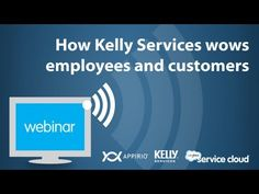 How Kelly Services Wows Employees and Customers with Service Cloud Salesforce Service Cloud, Kelly Services, Customer Service, Clouds, Technology, Business, Youtube, Tech, Customer Support