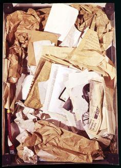 'Poubelle de Pierre Restany', Armand Arman, 1959 / arte, ensamblaje
