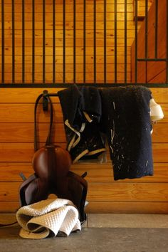 gotta love a spotless barn :)  #equine_equine  #hunters_jumpers_horses