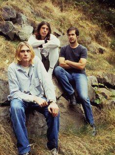 Kurt dave krist Nirvana