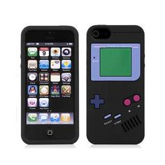 ¿Recordais la gameboy? ¡Protege tu iPhone con estas fundas de silicona blanda para gamers! / Do you remember the GameBoy? Protect your iPhone with these soft silicone cases for gamers!