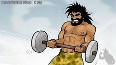 WORKOUTS TO BUILD STAMINA #cavemenworld #stamina