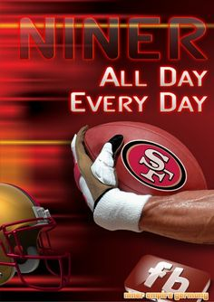 Niner All Day Every Day!!!