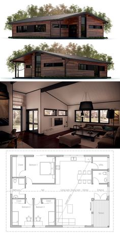 Just one of MANY great #homeplans now just to pick a #favorite the hard part! #homedesign