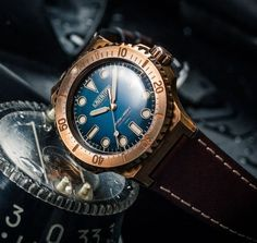 TimeZone : Industry News » N E W M o d e l - Laventure Sous-Marine Diver