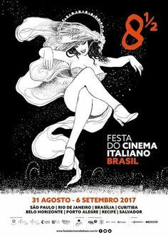 O festival 8 ½ Festa do Cinema Italiano traz mais uma vez ao Brasil os melhores e mais interessantes filmes da recente produção italiana. Acontece de 31 de agosto a 6 de setembro de 2017 em oito cidades do País. As cidades participantes estão no cartaz oficial do festival, que você confere aí na imagem. Em breve traremos mais informações 😀  #blog #minhavisaodocinema #mvdc #follow #insta #filmes #movies #cinema #cinema2017 #festadocinemaitaliano #cinemaestrangeiro #italia #italy #cult