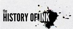 Storia dell'inchiostro #inchiostro #ink #storiainchiostro #historyofink