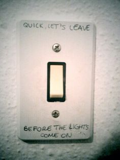 leave before the lights come on // arctic monkeys