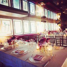 Miami Rehearsal Dinner B Bar Betsy Hotel