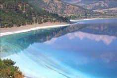Türkiye'nin Maldivleri Salda Gölü büyülüyor
