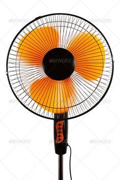 Buy modern fan by terex on PhotoDune. modern orange fan on a white background Tower Fan, Home Appliances, Flooring, Stock Photos, Modern, House Appliances, Trendy Tree, Appliances, Wood Flooring