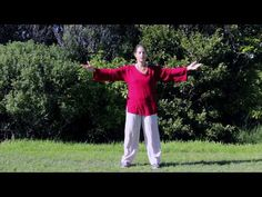 Fit Life Videos - Tai Chi 5 Minutes a Day Module 04 easy for beginners Tai Chi Movements, Tai Chi Moves, Learn Tai Chi, Tai Chi Exercise, Tai Chi For Beginners, Tai Chi Qigong, Life Video, Body Is A Temple, Fitness Workout For Women