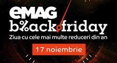 Reduceri produse Black Friday eMAG 2017 preturi si stocuri Black Friday