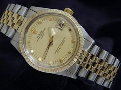 10 Swiss - http://10swiss.com/vintage-rolex-oyster-perpetual-date/