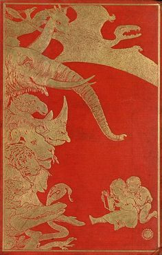A. Lang. The red book of animal stories Illustrator H.J. Ford, 1899