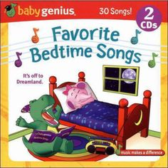 Free Shipping. Buy Favorite Bedtime Songs - Baby Genius: Favorite Bedtime Songs [CD] at Walmart.com