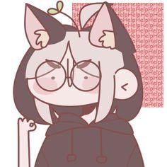 Arte Do Kawaii, Kawaii Anime, Anime Drawings Sketches, Cute Drawings, Cute Anime Character, Character Art, Chibi, Kawaii Illustration, Anime Expressions